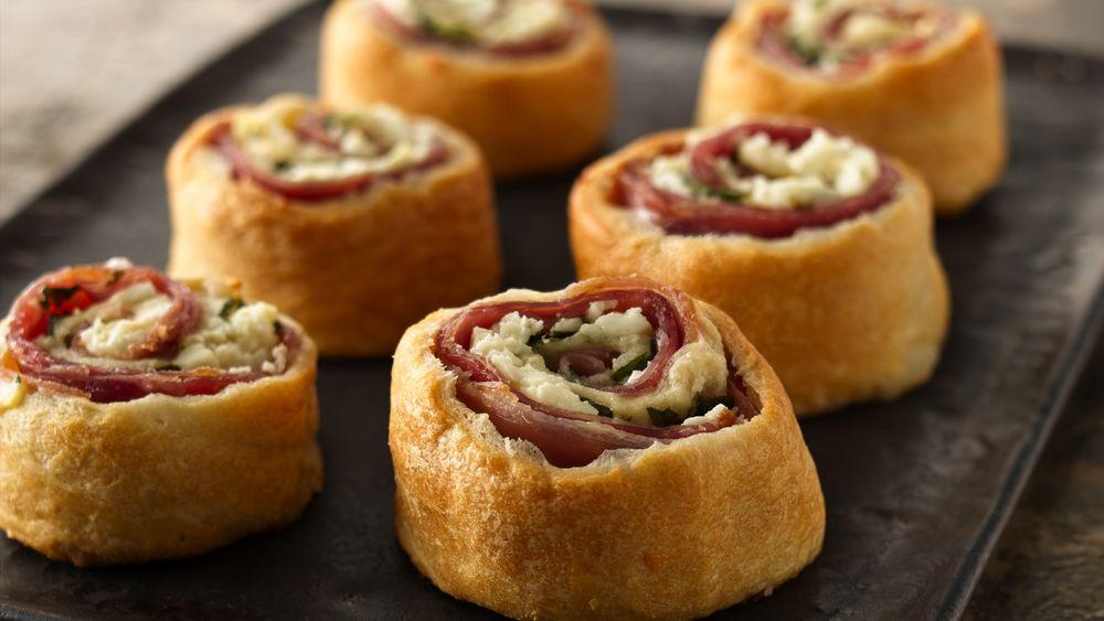 Mediterranean Crescent Pinwheels recipe from Pillsbury.com