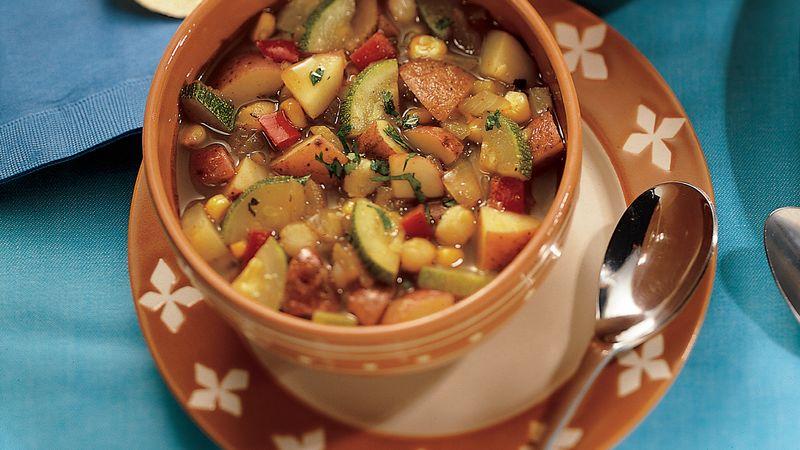 Southwestern Vegetable Stew