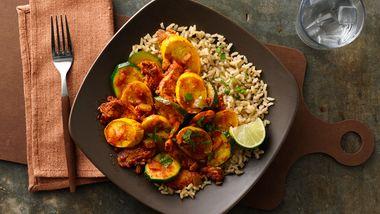 Southwestern Chicken Stir-Fry