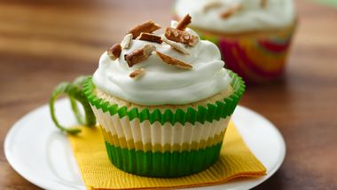 Sweet and Salty Margarita Cupcakes