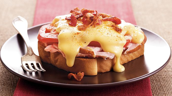 Classic Hot Brown
