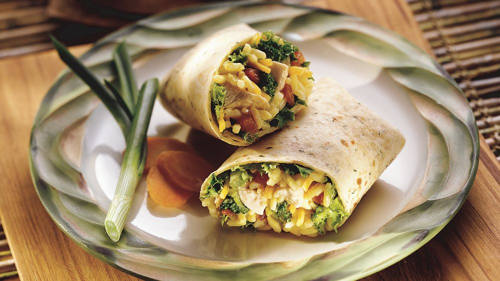 Green Giant® Rice Wraps