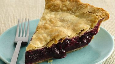 Cherry-Strawberry Pie
