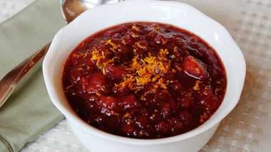 Slow-Cooker Apple Cranberry Sauce