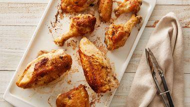 Zesty Italian Chicken