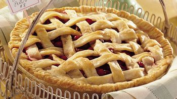 Berry Best Pear Pie