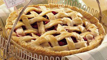 Berry Best Pear Pie