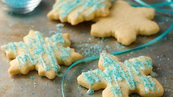 Gluten-Free Christmas Sugar Cookies