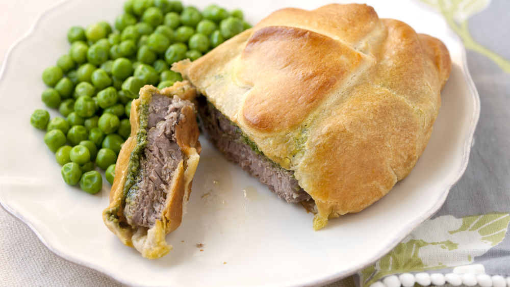 Beef Wellingtons for Two