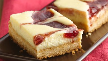 Strawberry Cheesecake Bars
