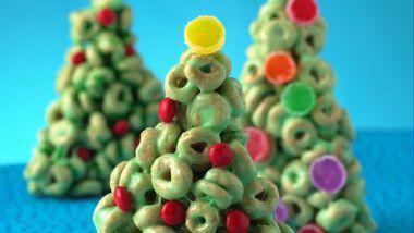 Cheerios® Christmas Trees