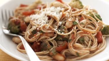Winter Veggie Pasta