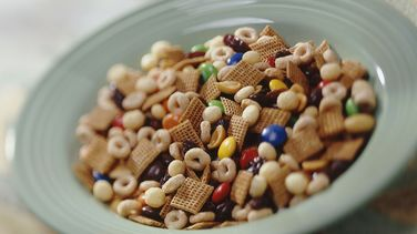 Mezcla de cereales Cheerios buena para el corazón