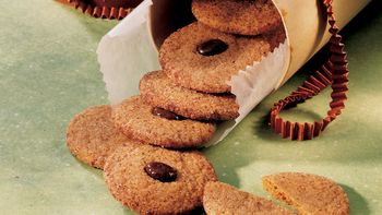 Sugar-and-Spice Espresso Cookies