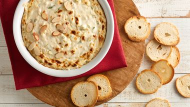 Hot Crab Parmesan Dip