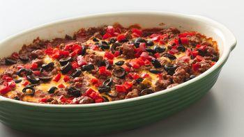 Beef Tortilla Casserole