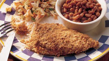 Oven Crisp Chicken