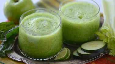 Green Apple Power Juice