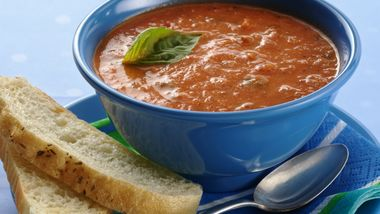 Fire Roasted Tomato Soup