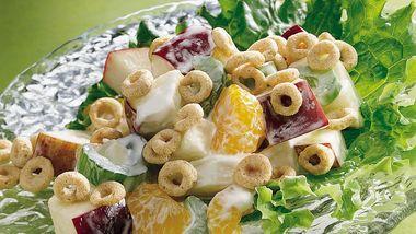 Cheerios™ Crunchy Apple Salads