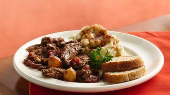 Slow-Cooker Tuscan Pot Roast