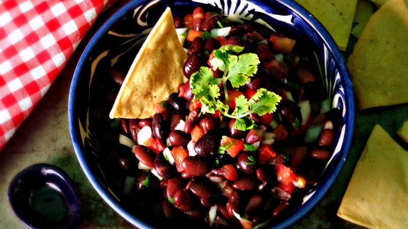 Black Bean Ceviche