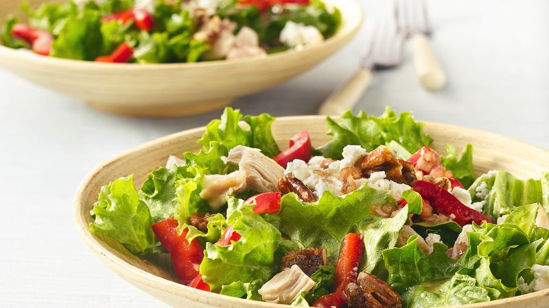 Chicken Salad with Vinaigrette