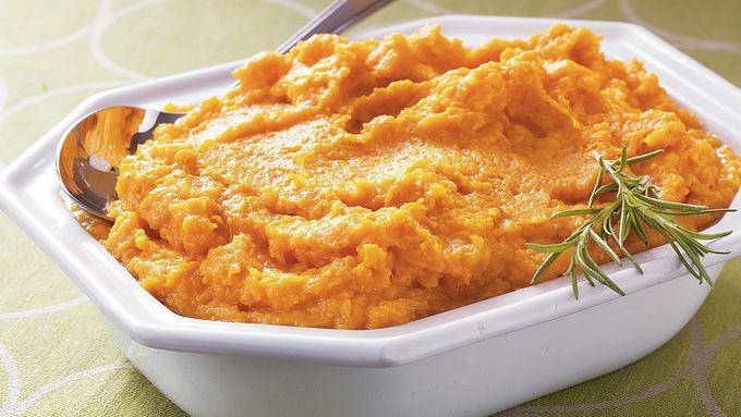 Maple-Orange Sweet Potatoes