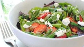 Super Fresh Spring Salad