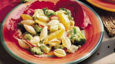 Citrus Pasta Salad