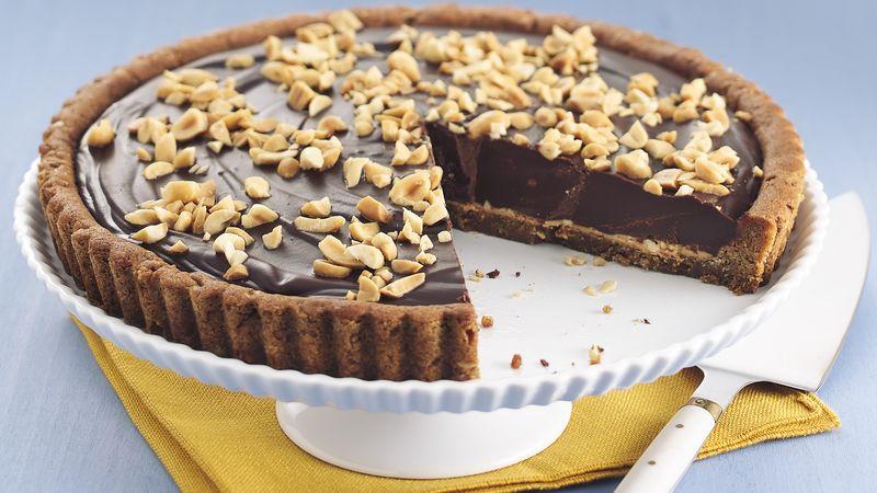Peanut Butter Truffle Tart
