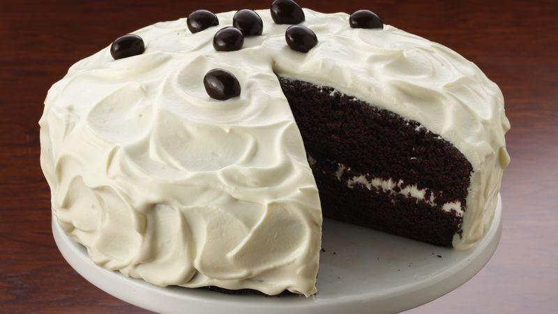 Gluten-Free Chocolate Espresso Cake