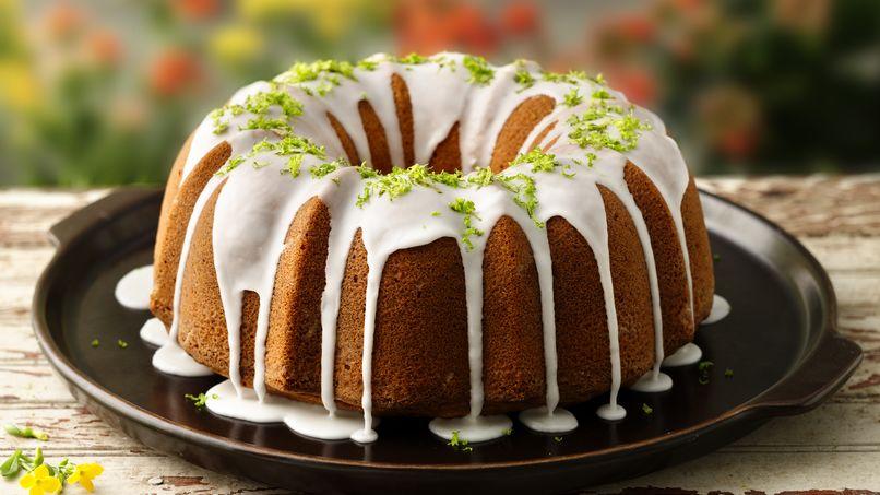Fresh Citrus Summer Pound Cake