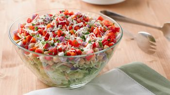 Italian Layered Salad