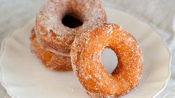 Ginger Doughnuts