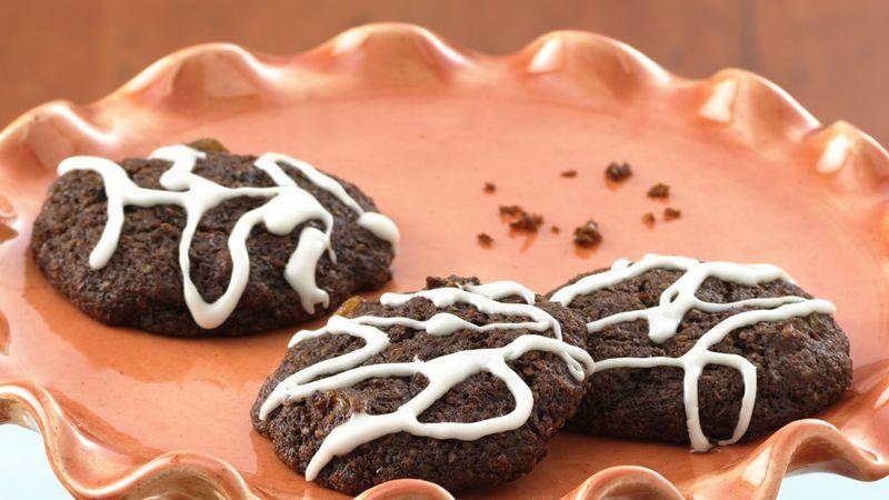 Molasses Lover's Carrot-Raisin Cookies