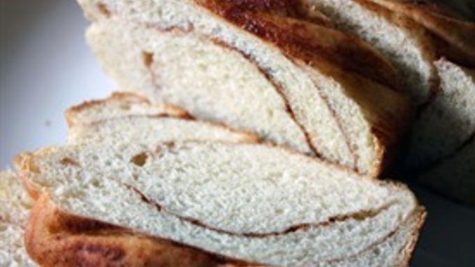 Cinnamon Sugar Braided Loaf