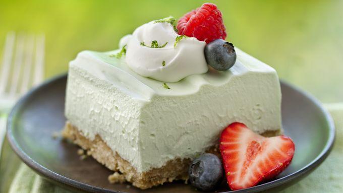 Luscious Key Lime Dessert