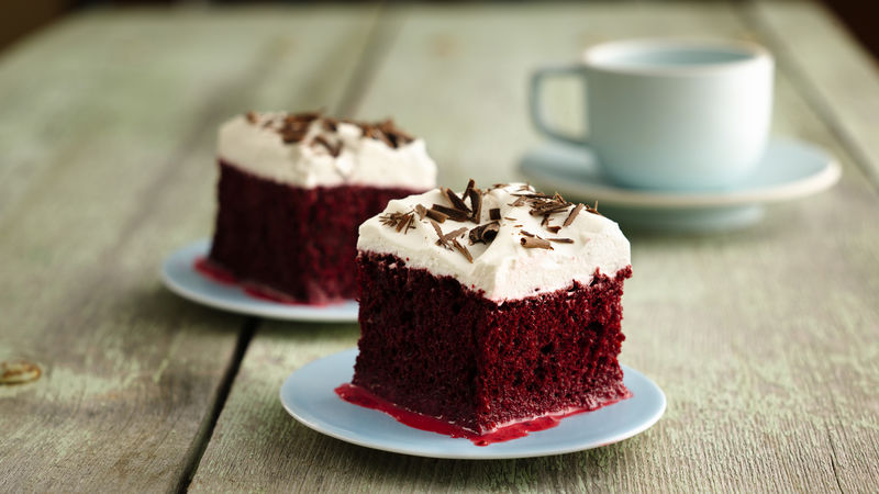 Red Velvet Tres Leches Cake Recipe From Betty Crocker