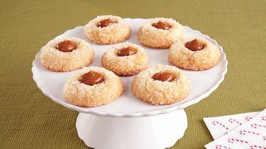 Dulce de Leche Thumbprints recipe from Betty Crocker
