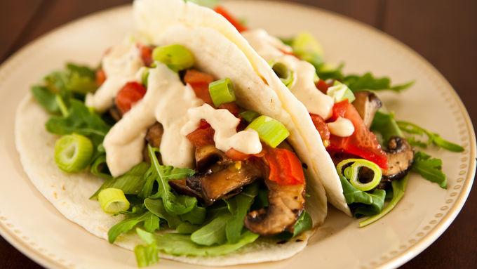 Portabella Tacos