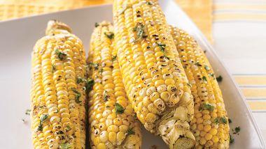 Grilled Southwestern Corn