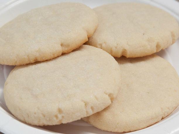 Grandma's Old Fashioned Sugar Cookies