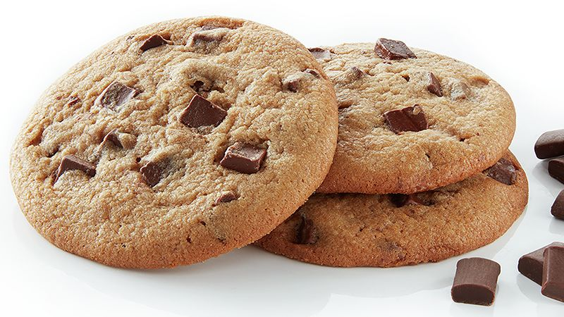 Cookie Dough Puck Chocolate Chunk