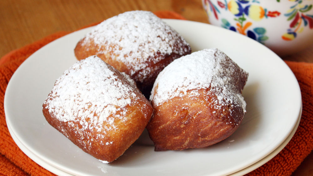 Beignets recipe from Pillsbury.com