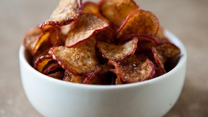 Radish Chips