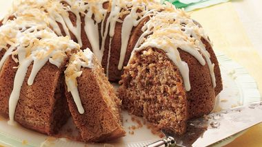 Coconut-Carrot Cake