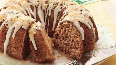 Coconut-Carrot Cake