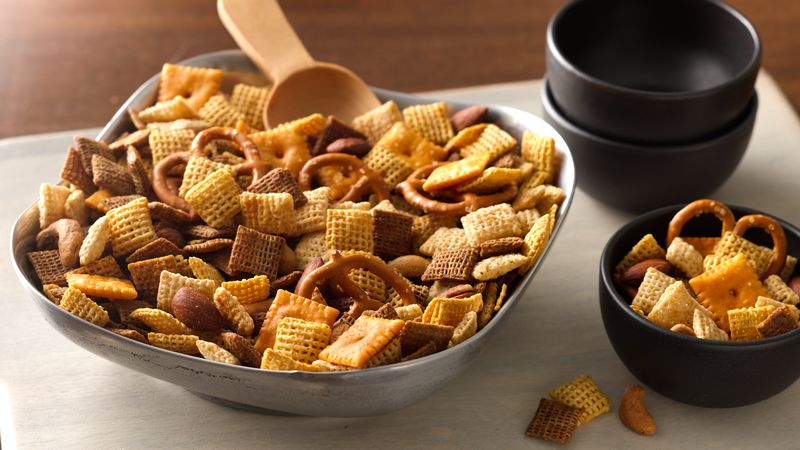 Hot and Spicy Chex® Party Mix