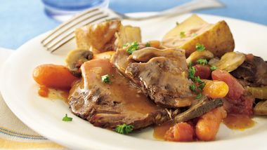 Slow-Cooker Family-Favorite Pot Roast